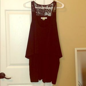 BCBGeneration Black Romper